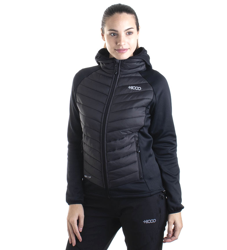 Comprar + 8000 Jacket Altamah black / 300g