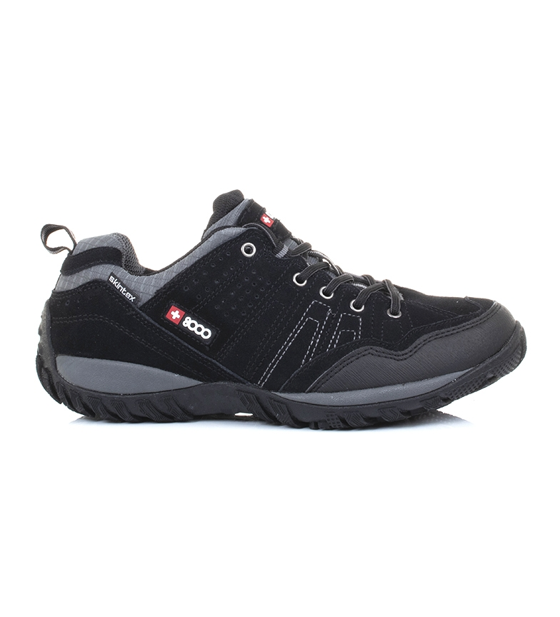 Comprar + 8000 Tasmu trekking shoes black, grey / Skintex / Skintex
