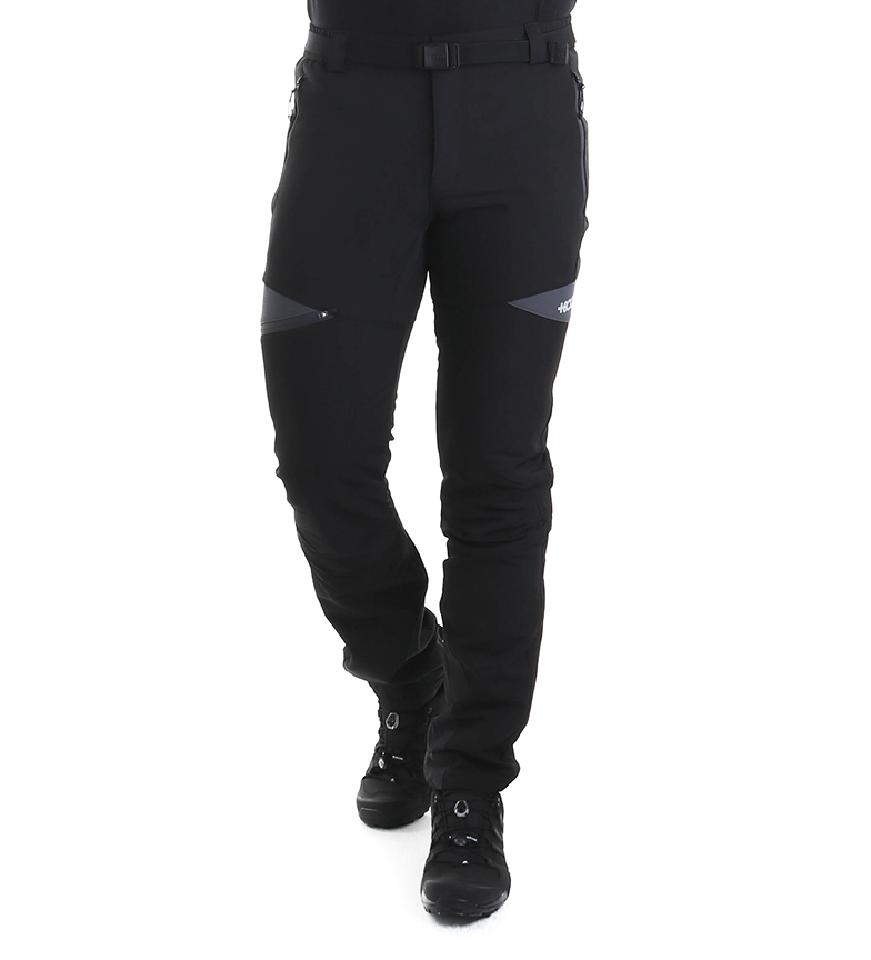 Comprar + 8000 Pantaloni da trekking Nordmore 19I nero