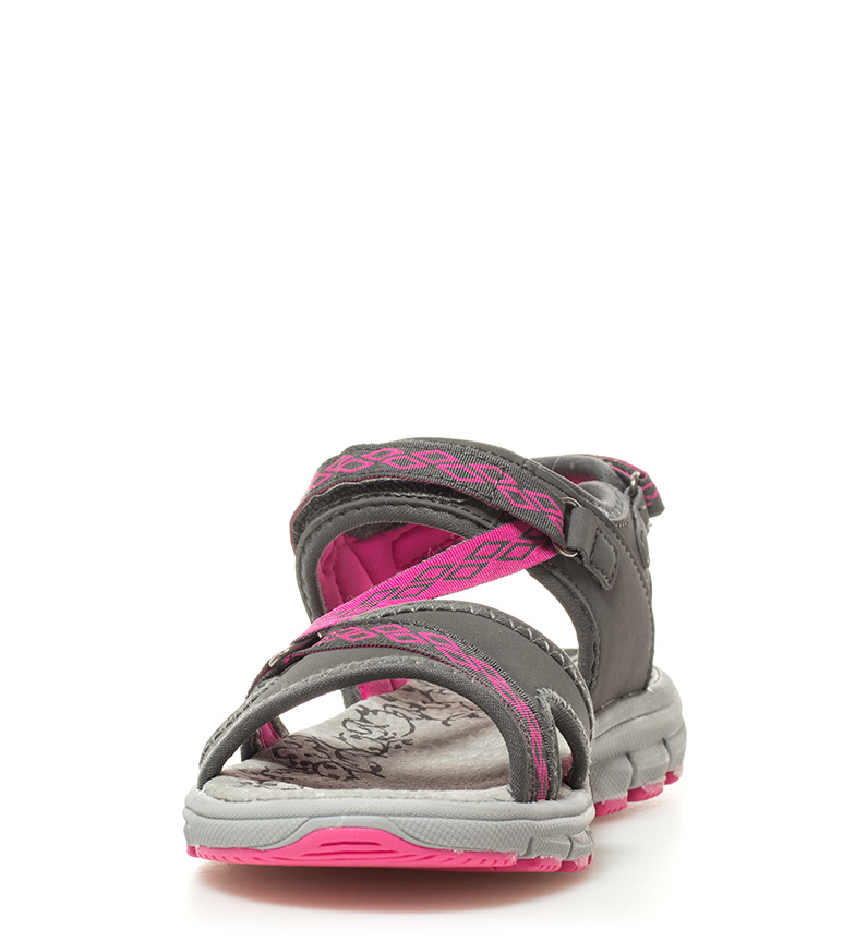 Sandalias outdoor Terrax 8000 gris claro F5q0dp0