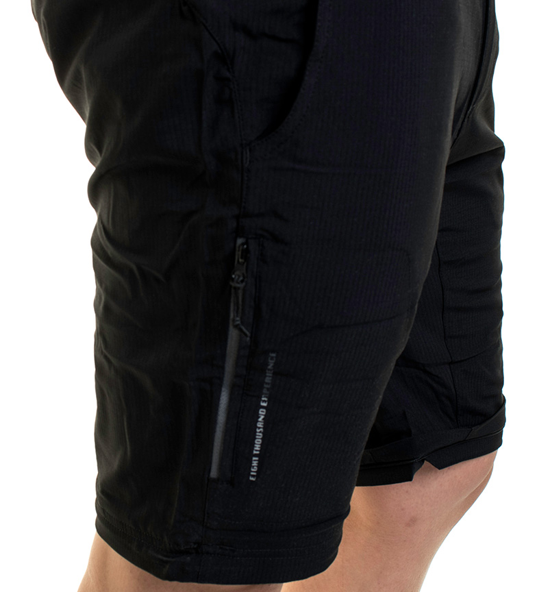 + 8000 Pantal�n Torrebarrio negro Con tecnolog�a ShellFlex-