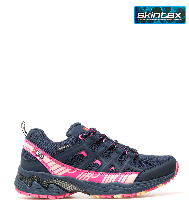 Comprar + 8000 Zapatillas trekking / hiking Topar marino, fucsia -Membrana waterproof Skintex-