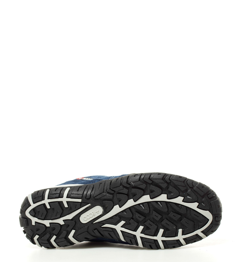 + 8000 Zapatillas trekking Tasmu marino Membrana waterproof Skintex
