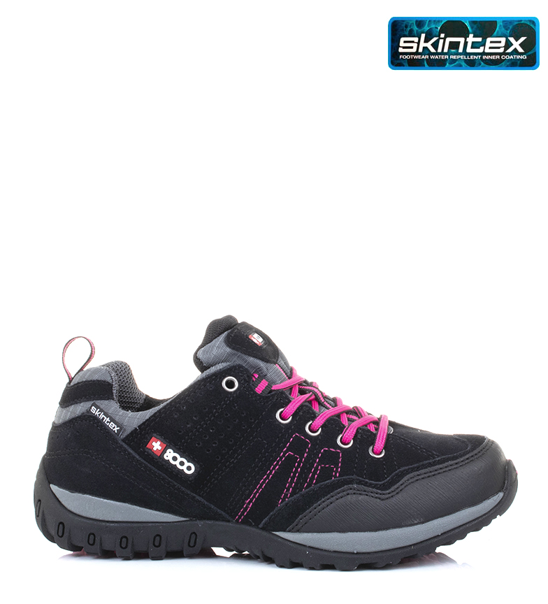 Comprar + 8000 Trekking shoes Tasmu black / Skintex /