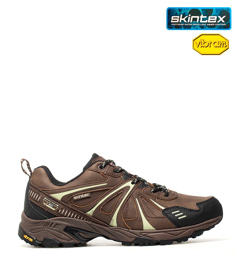 Comprar + 8000 Trekking shoes Telmo brown-Skintex waterproof membrane-