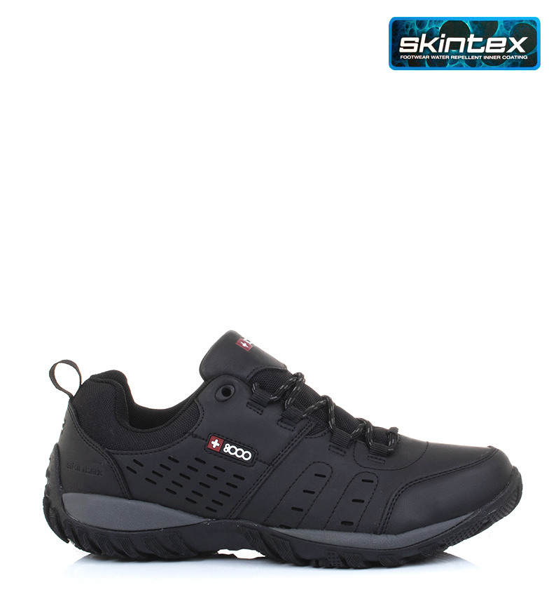Comprar + 8000 Termux trekking shoes black -Membrana waterproof Skintex