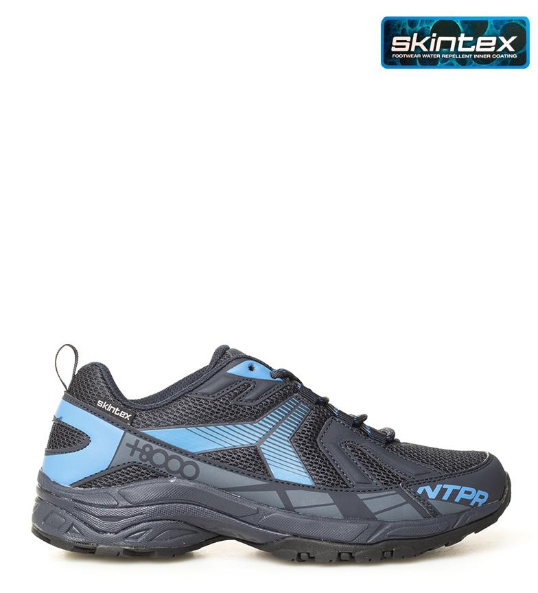 Comprar + 8000 Zapatillas trekking Tosca marino  -Membrana waterproof Skintex-