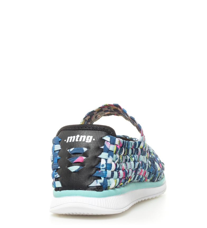 multicolor azul Mustang Mustang Zapatillas Zapatillas Windeer wS1xvXq