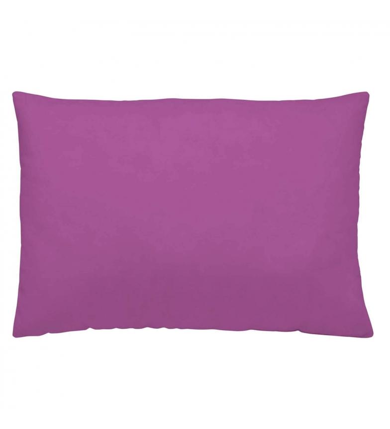 Comprar Naturals Taie d'oreiller lilas Basics -45x110cm