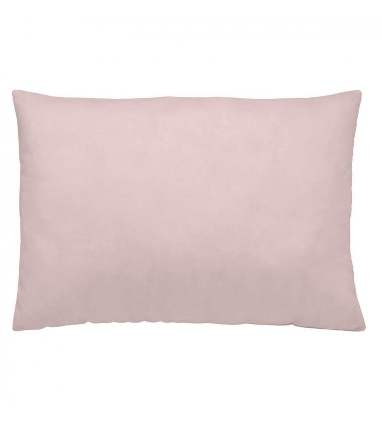 Comprar Naturals Basics taie d oreiller rose -45x110cm