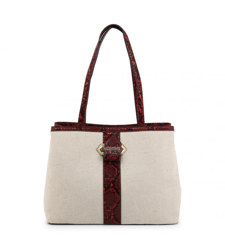 Valentino by Mario Valentino Shopping Bag GIANT-VBS3XP01 beige 33x26x14cm