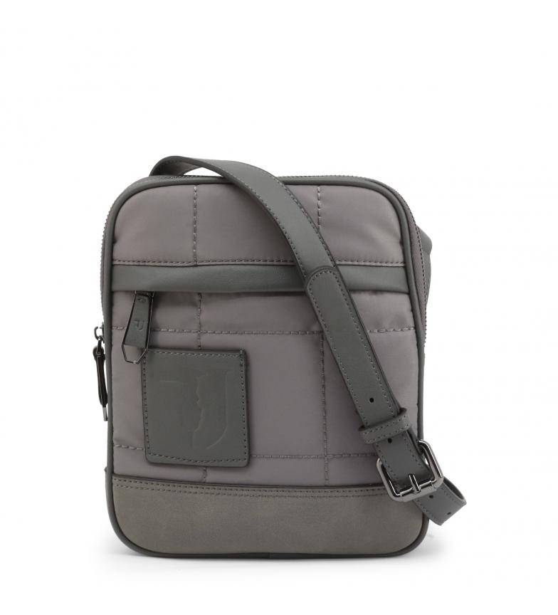 Comprar Trussardi TICINESE shoulder bag_71B00103-99 grey -20x24x3cm