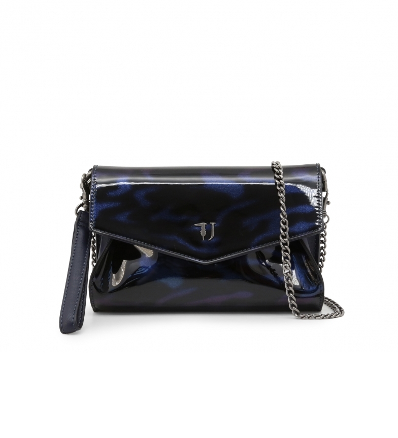 Trussardi Clutch PAPRICA_75B00559-99 blue -22x13x5.5cm