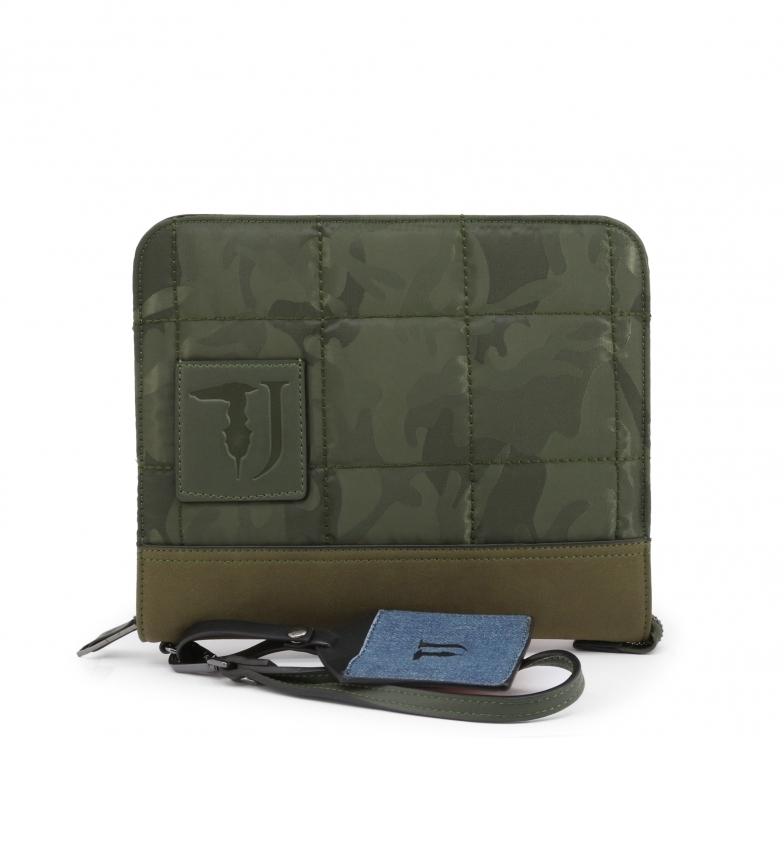 Trussardi Handbag TICINESE_71B00105-98 blue -22.5x26x3.5cm