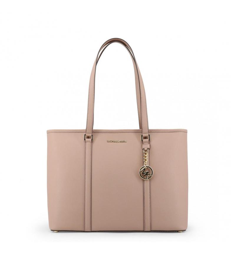 Comprar Michael Kors Shopping bag Sady brown bag -44x30x15cmrosa