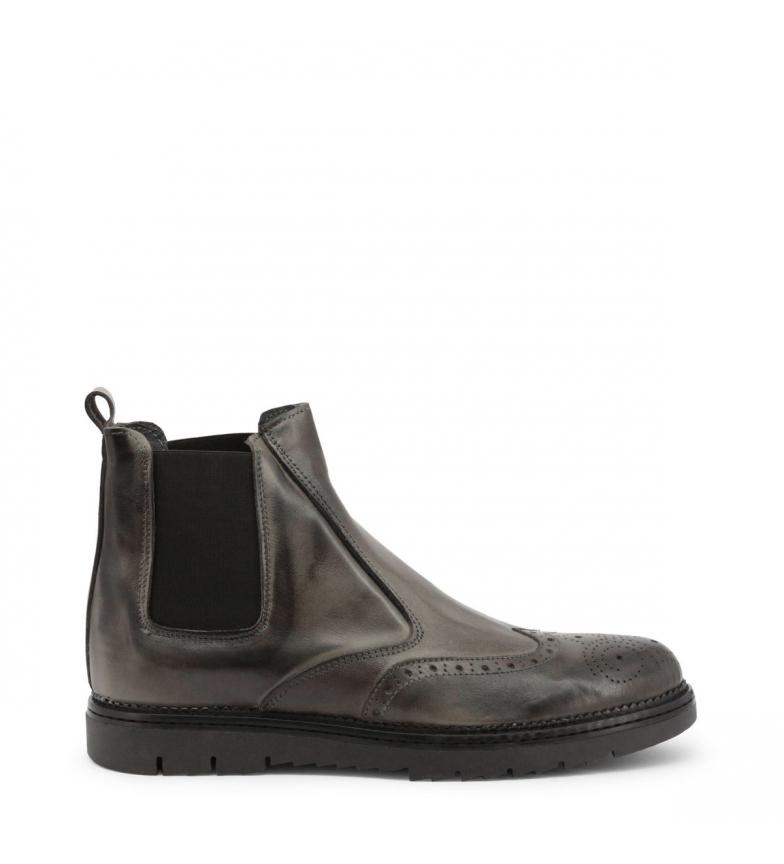 Comprar SB 3012 400D_PELLE bottines en cuir gris