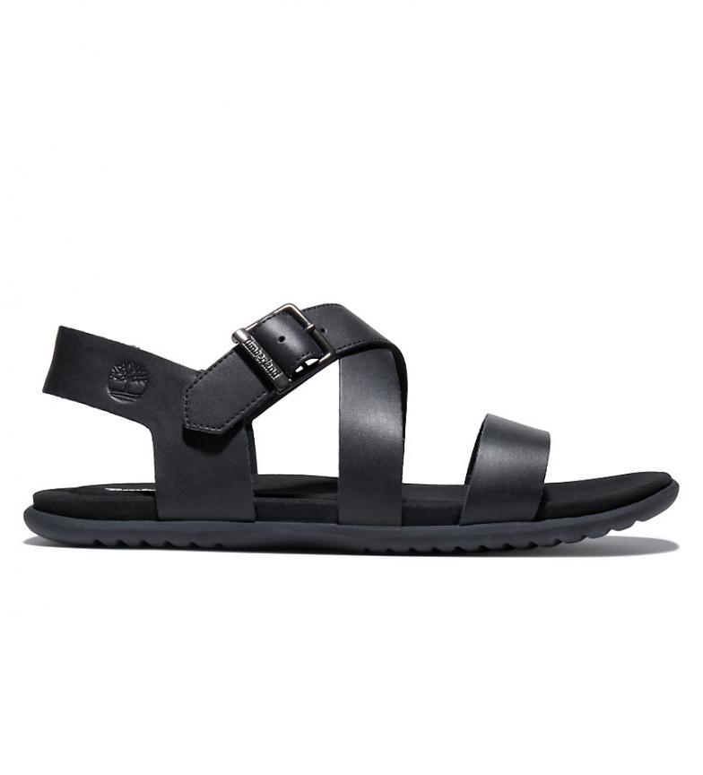 Comprar Timberland Leather sandals Kesler Cove black