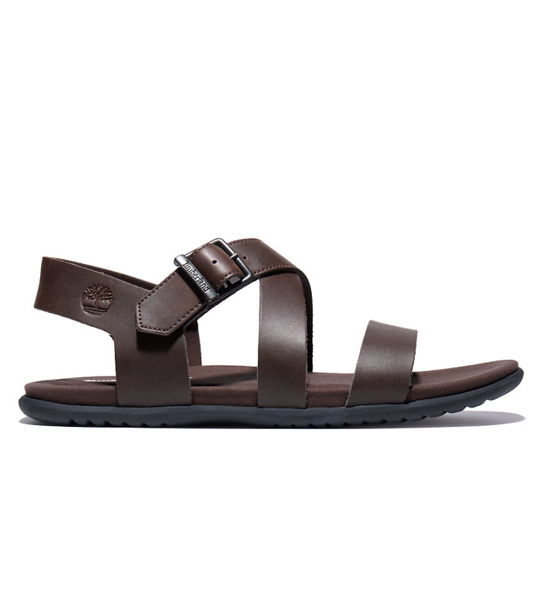 Comprar Timberland Kesler Cove dark brown leather sandals