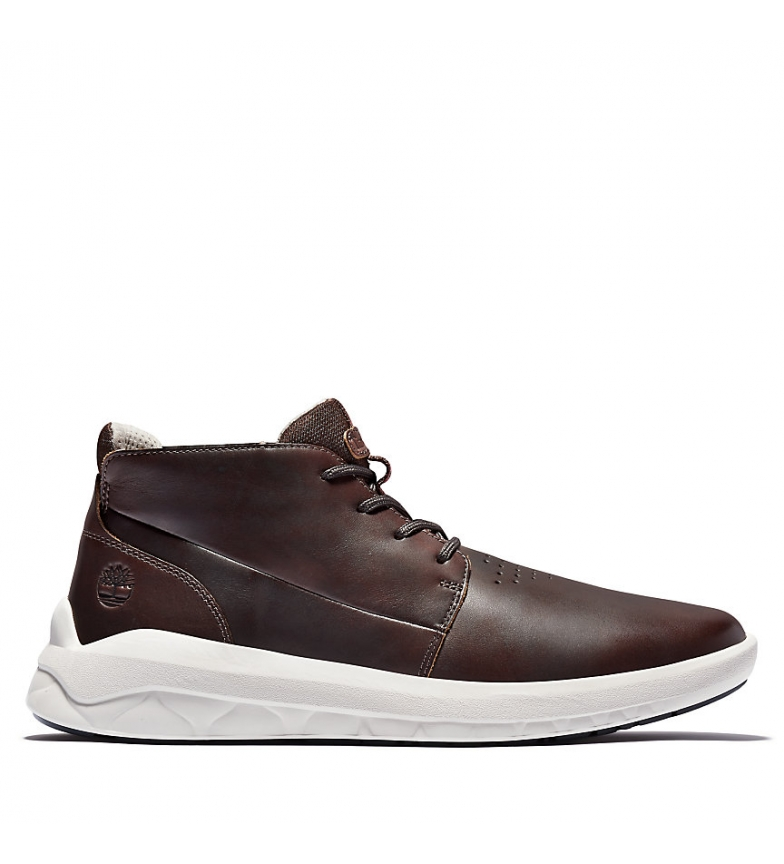 Comprar Timberland Bradstreet Ultra Chukka dark brown leather boots