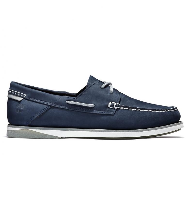 Comprar Timberland Chaussures de bateau en cuir Atlantis Break navy