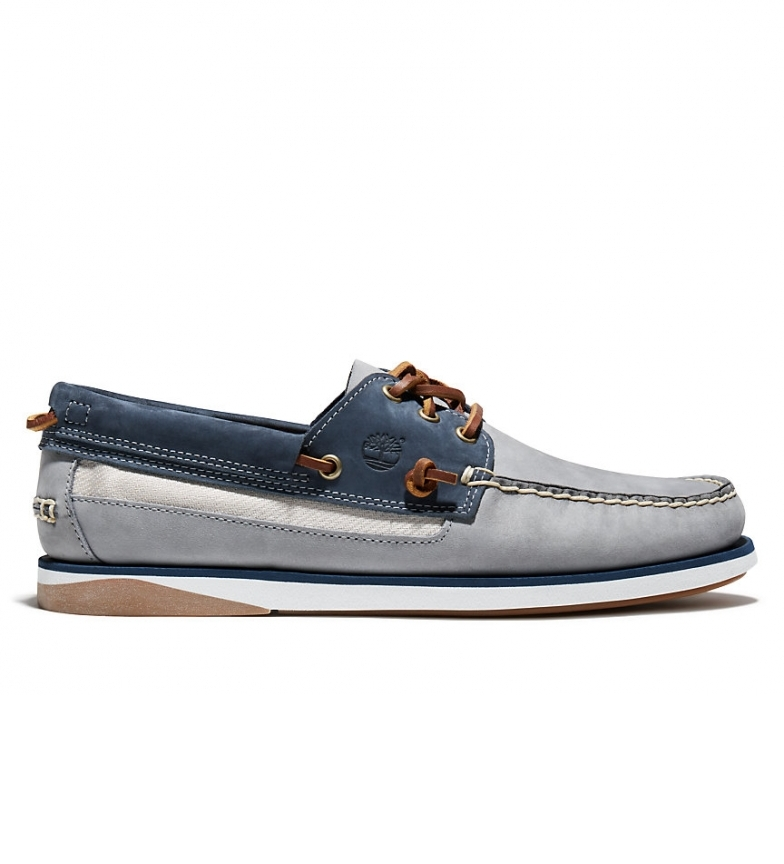 Comprar Timberland Leather boat shoes Atlantis Break black