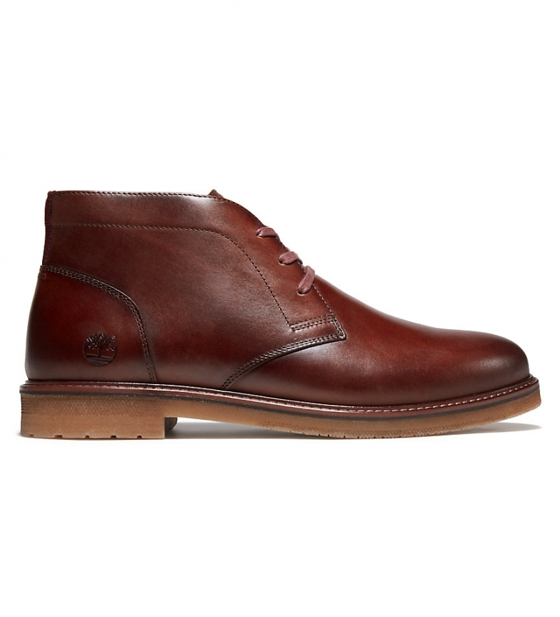 Comprar Timberland Oakrock LT brown leather boots