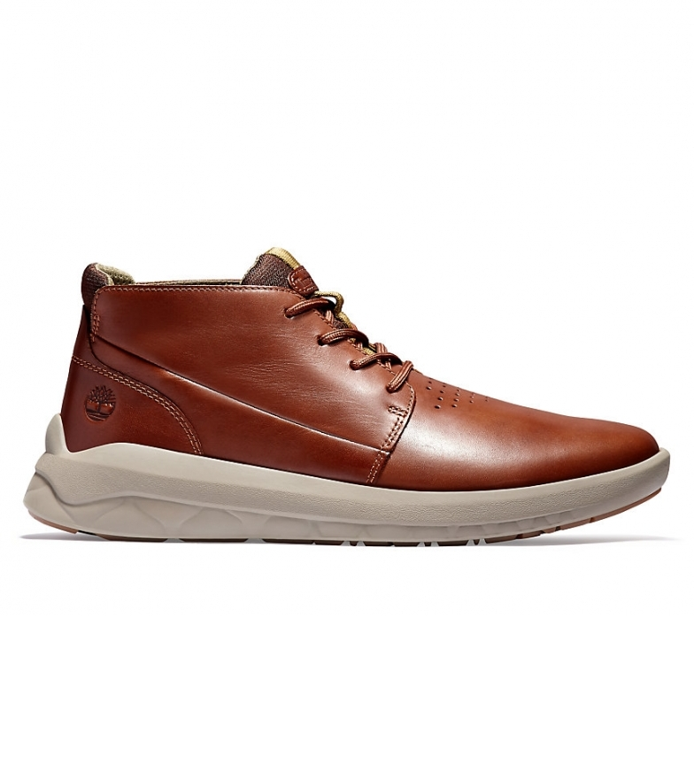 Comprar Timberland Bradstreet Ultra Chukka brown leather boots