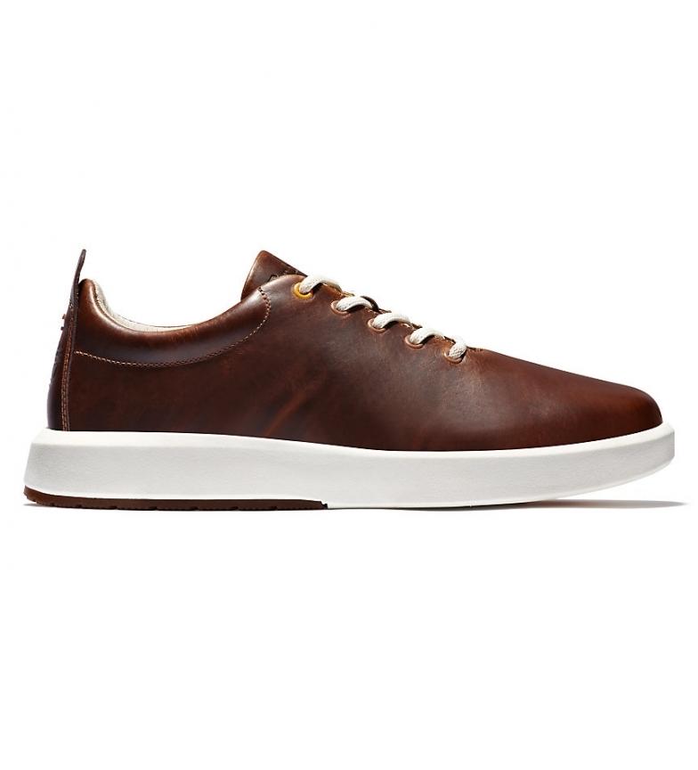 Comprar Timberland Zapatillas de piel TrueCloud EK marrón