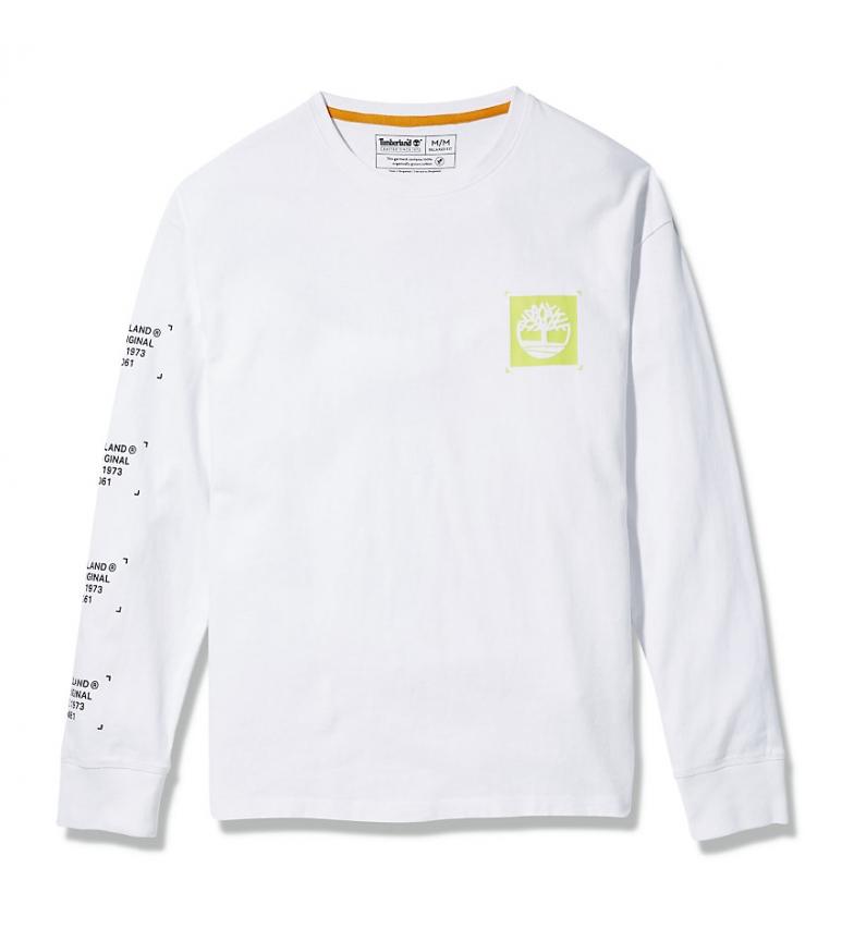 Comprar Timberland Camiseta manga larga YC blanco