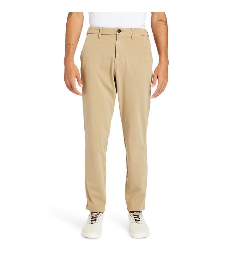 Comprar Timberland Pantalon beige City Travel - longueur des jambes : 81cm-.
