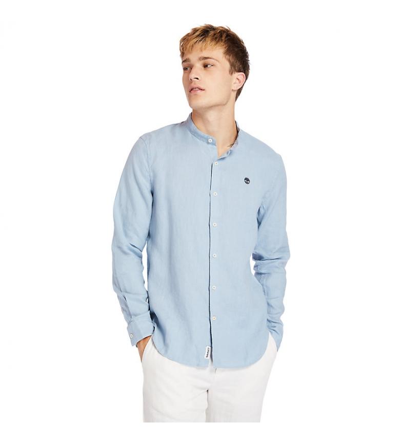 Comprar Timberland Mill River Shirt blue