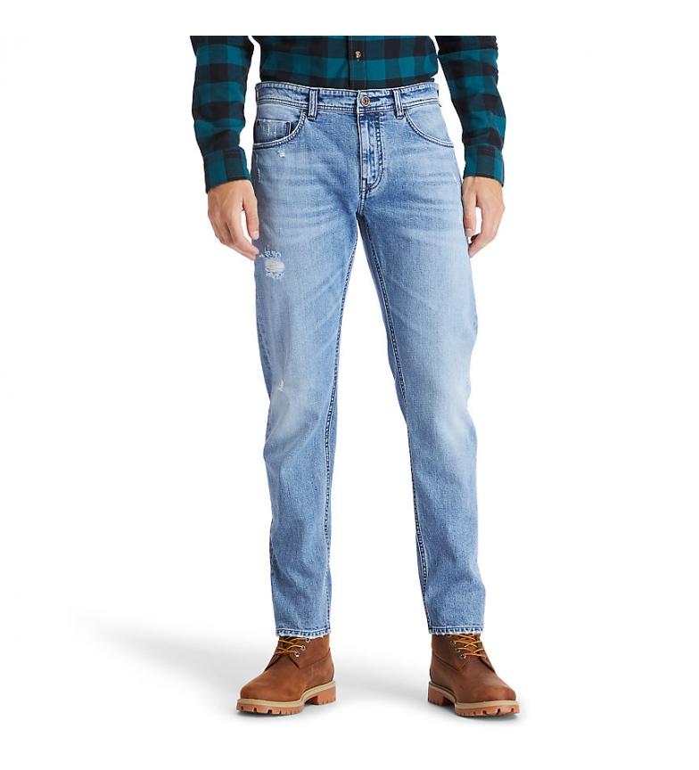 Comprar Timberland Tacoma Lake jeans light blue -leg length: 86cm-.