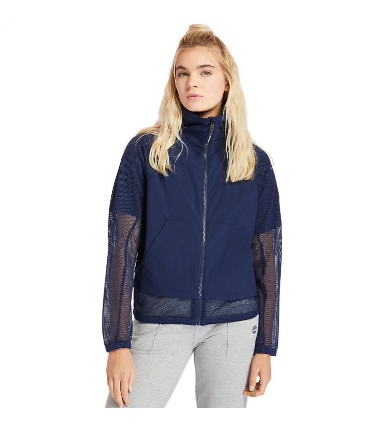 Comprar Timberland Navy Mesh Jacket