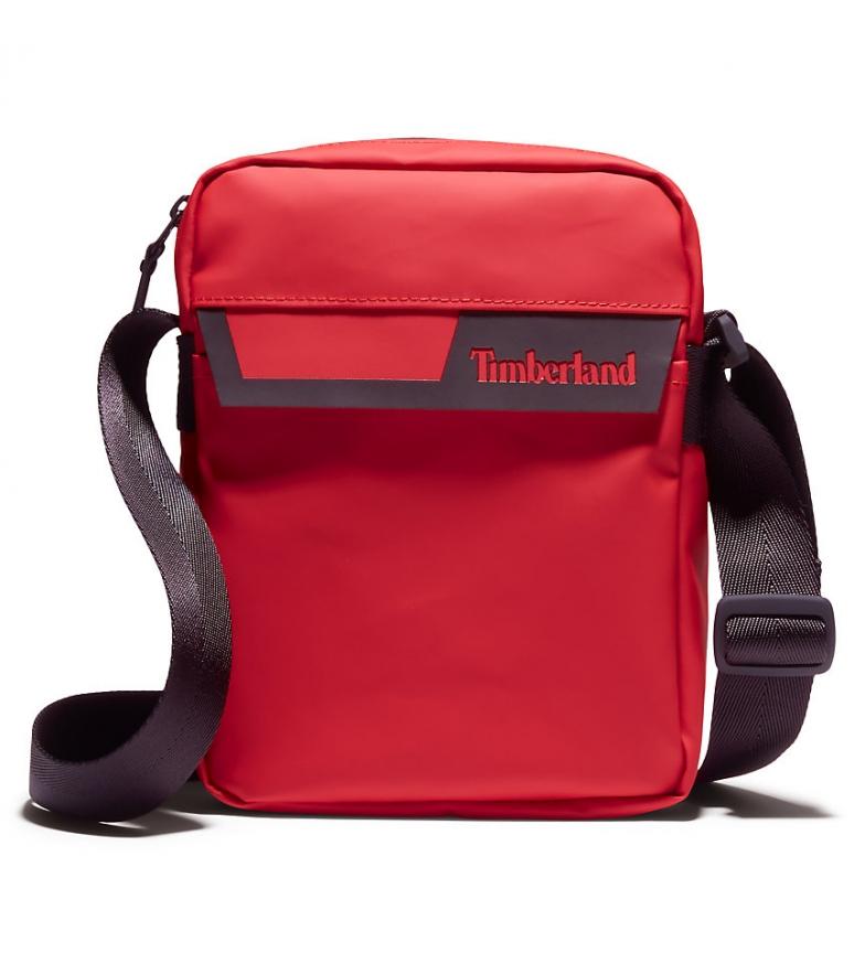 Comprar Timberland Borsa a tracolla Canfield rossa -21,5 x 16,5 x 5 cm-