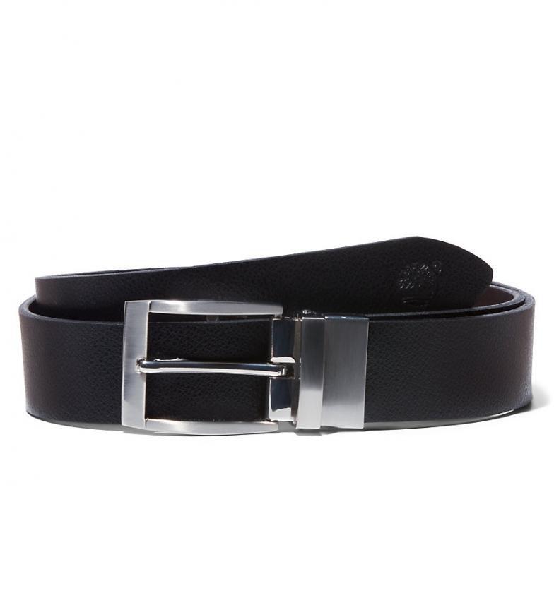 Comprar Timberland Cinto de couro reversível preto -largura: 3,5cm-.