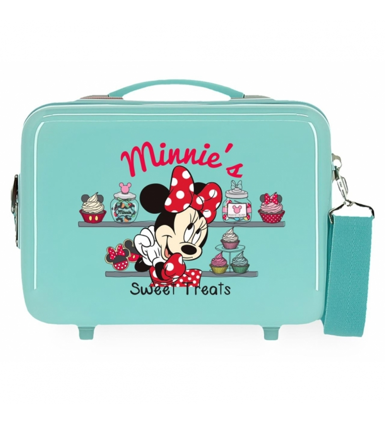 Comprar Minnie ABS Toilet Bag Minnie's sweet treats That's Easy Adaptable turquoise -29x21x15cm