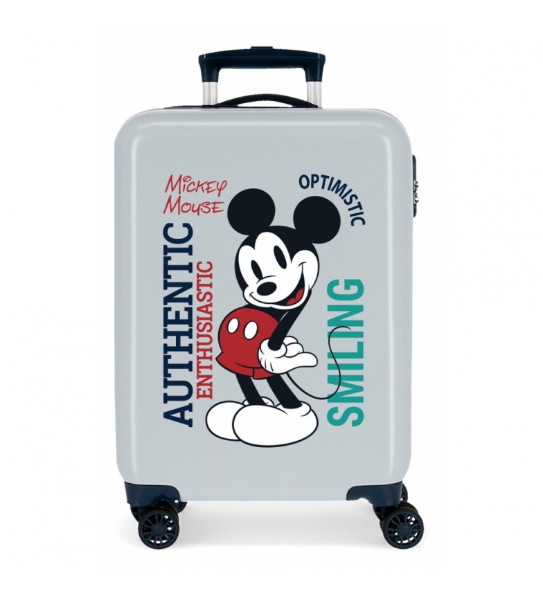 Comprar Disney Cabin Suitcase Mickey Original Authentique blue -38x55x20cm