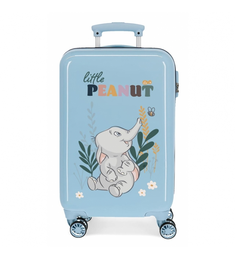 Comprar Disney Before the Bloom Dumbo blue hard sided cabin case -34x55x20cm