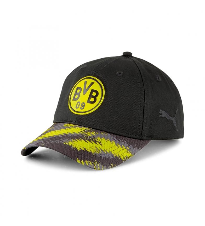 Comprar Puma BVB Iconic Archive Cap black, yellow