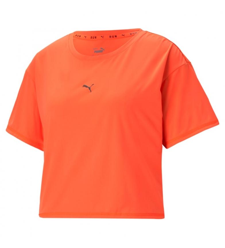 Comprar Puma Cool Adapt short sleeve t-shirt orange
