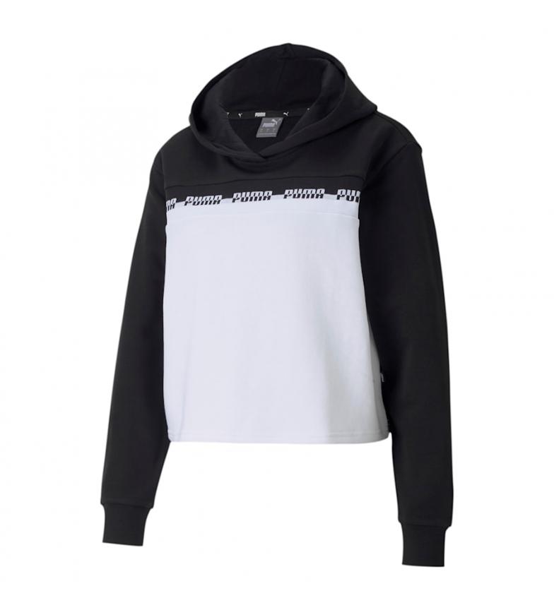 Comprar Puma Sweatshirt Amplified Cropped Hoodie TR preto, branco