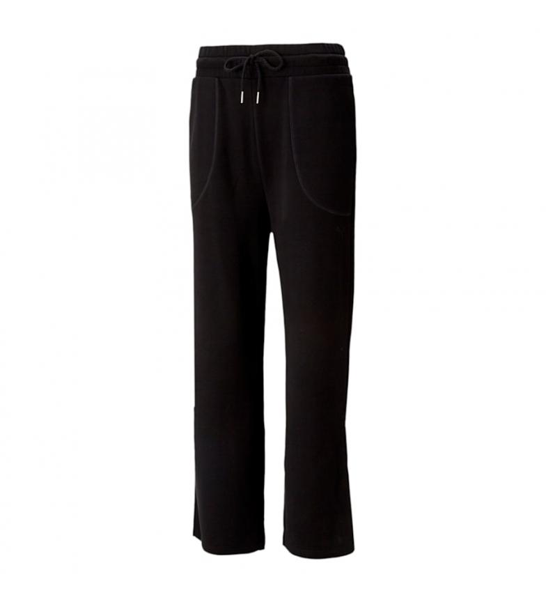 Comprar Puma Pantaloni sportivi HER Wide Pants TR neri