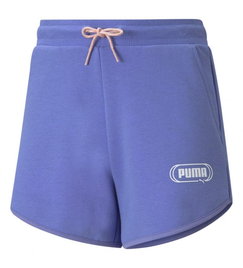 Comprar Puma Rebel TR G short violet lilas