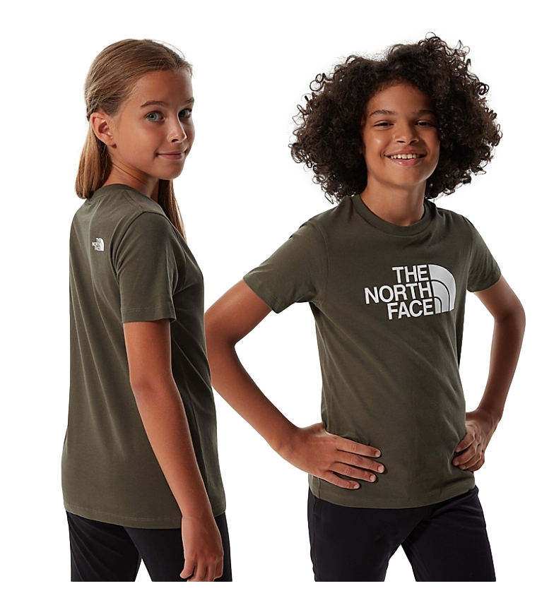 Comprar The North Face Short Sleeve T-Shirt Easy green