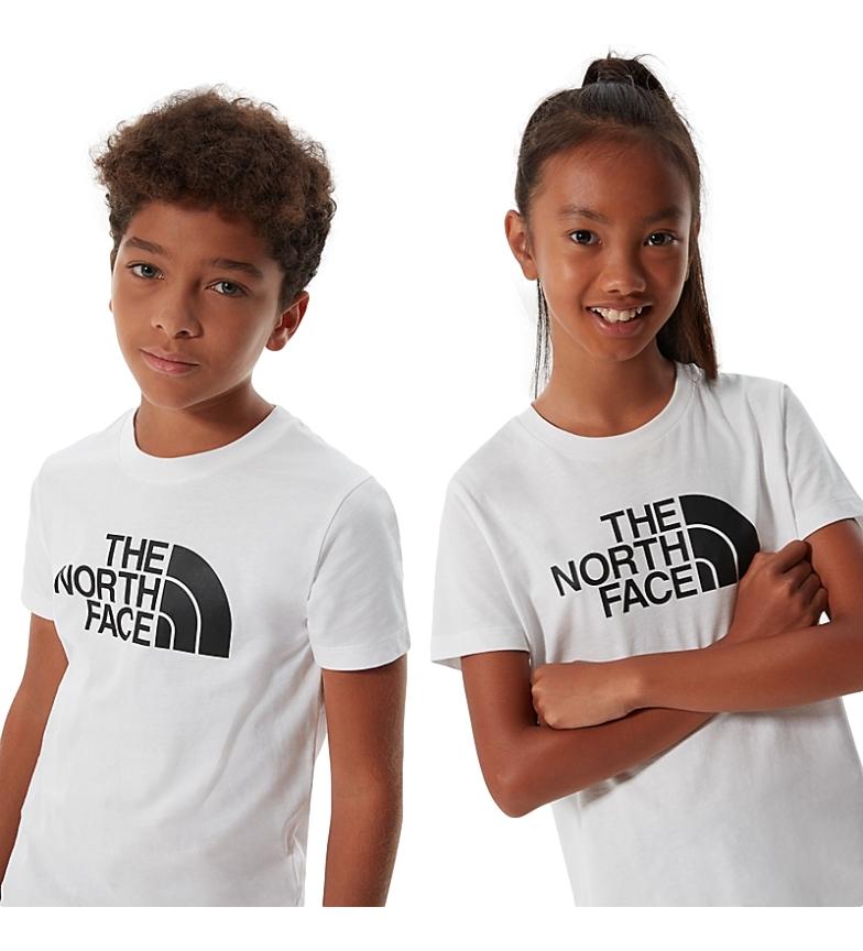 Comprar The North Face Camiseta Manga Corta Easy blanco