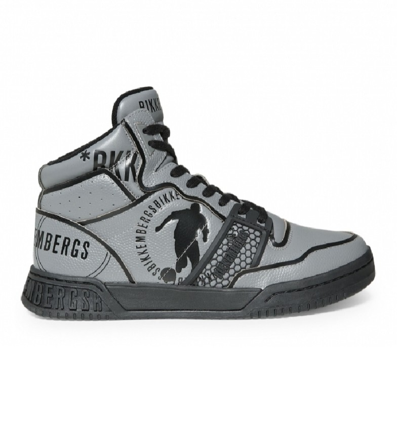 Bikkembergs Sneakers Sigger B4BKM0103 grigie