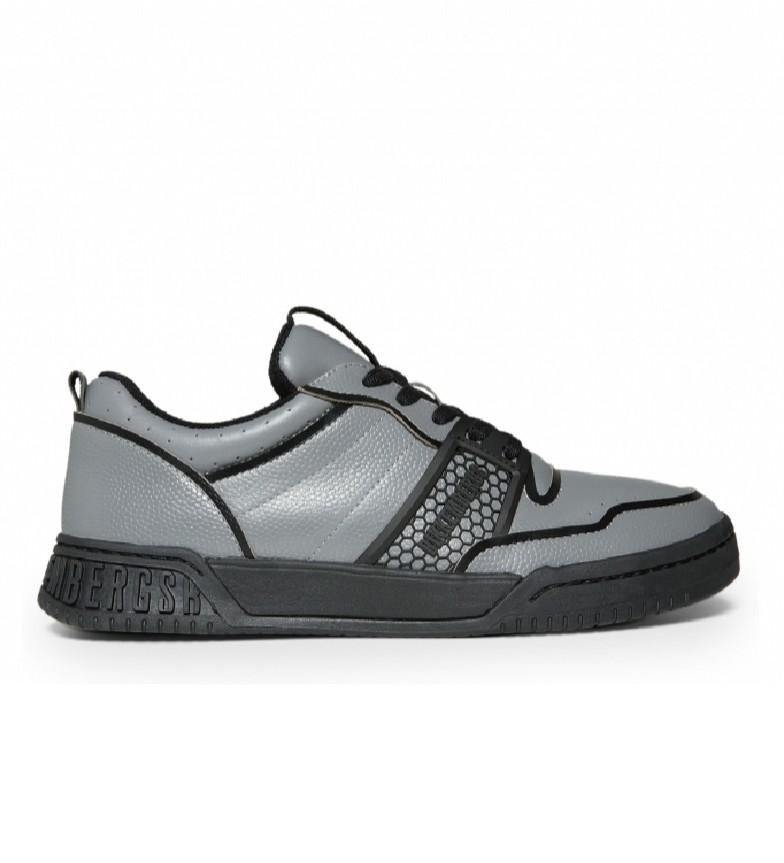 Bikkembergs Sneakers Scoby B4BKM0102 grey