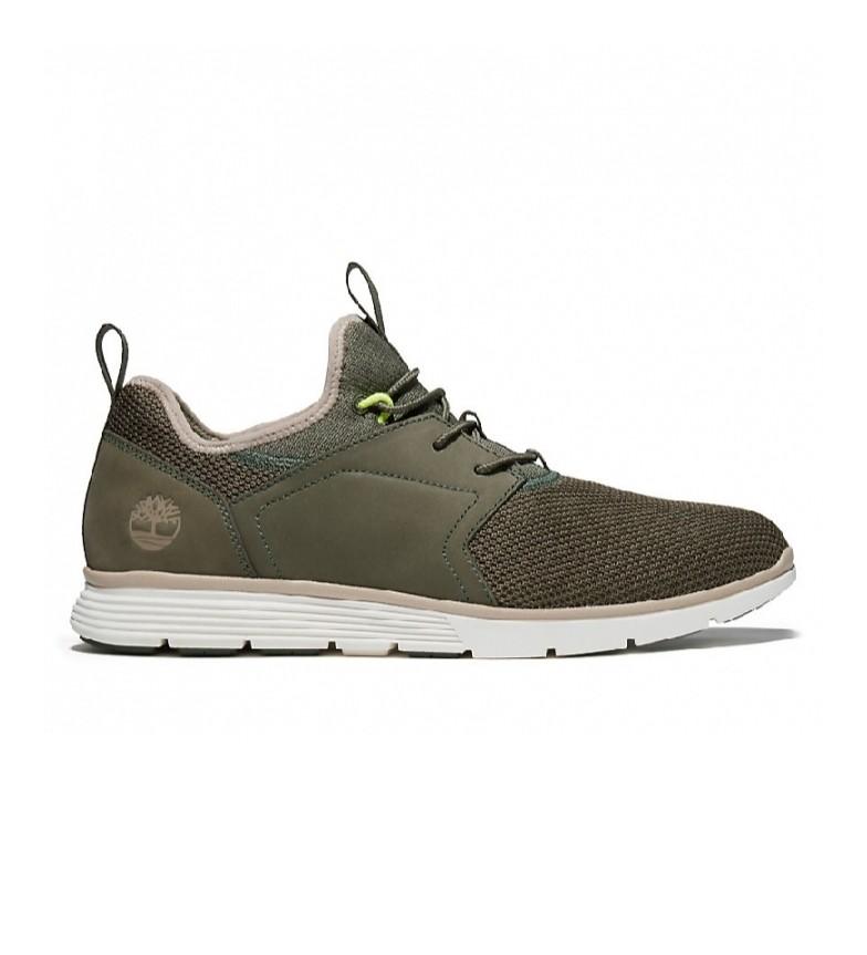 Timberland Chaussures Killington F/L Sock FitOx en cuir vert