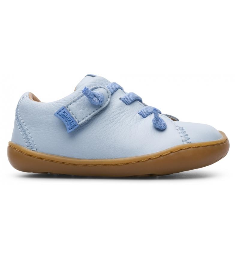 Comprar CAMPER Chaussures en cuir bleu Peu Cami FW