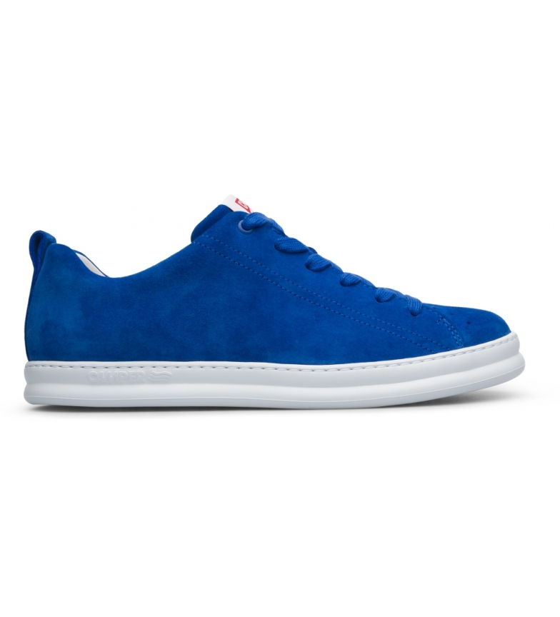 Comprar CAMPER Runner Four blue leather sneakers